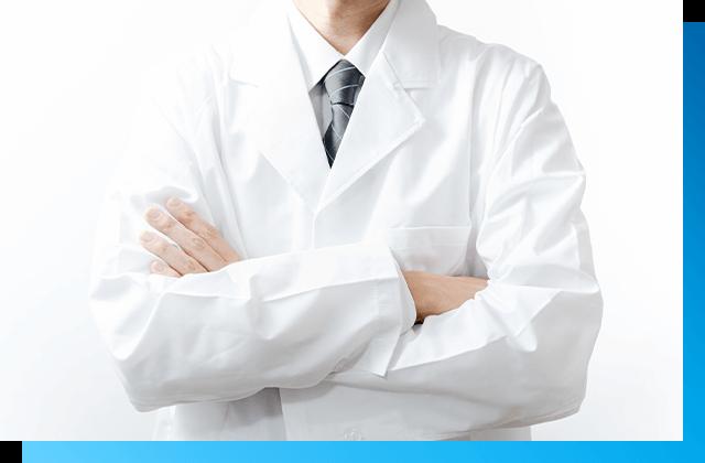 医療分野に精通しているからこそ問題解決力、対応力に自信があります!